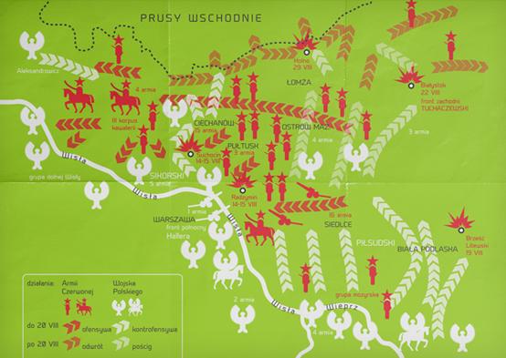 mapa bitwa