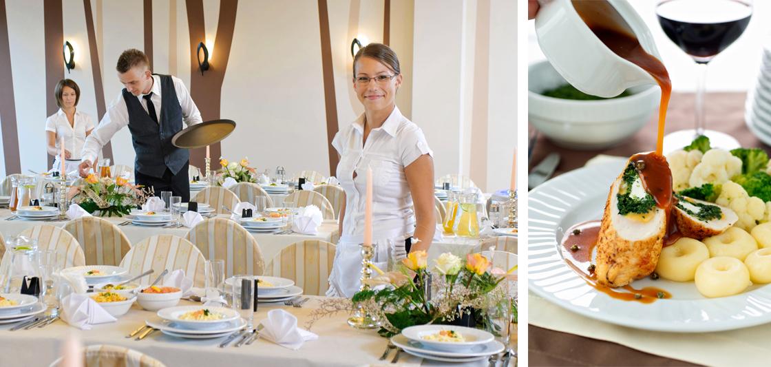 restauracja hotel wesele