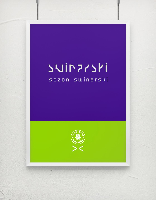 plakat swinarski