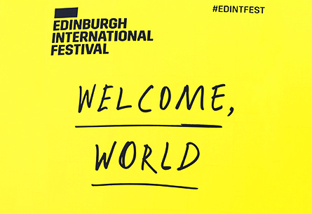 Edinburgh International Festival 2016