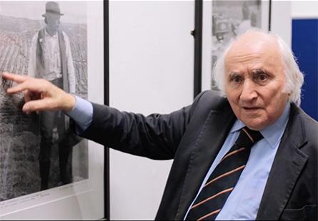 Richard Demarco and Joseph Beuys