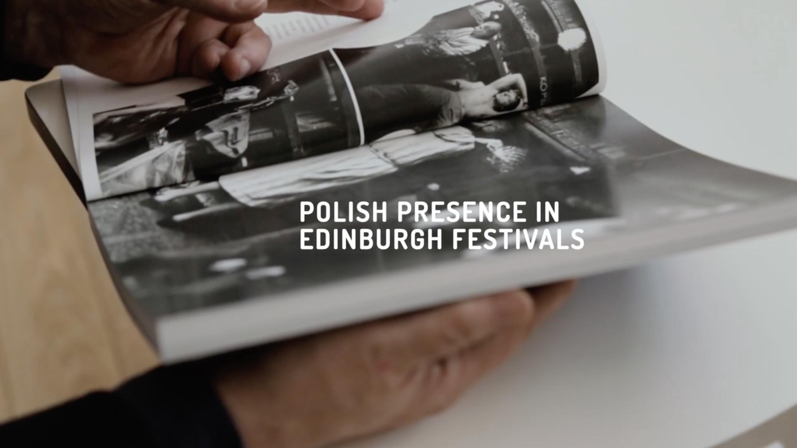 Polish Presence in Edinburgh Festivals